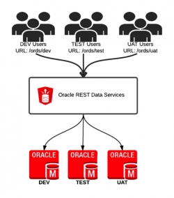 نصب  (Oracle REST Data Services (ORDS اوراکل اپکس